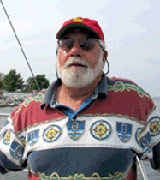 Jim McColl - Sailing Instructor
